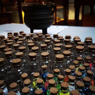 Make your own Witches Bottles | Lorena Hodgson