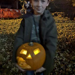Fantastic Pumpkin Carving Entry | Lorena Hodgson