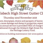 Gutter Clean Day 2018