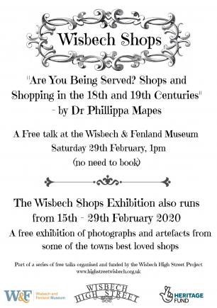 Wisbech Shops Talk | Taleyna Fletcher