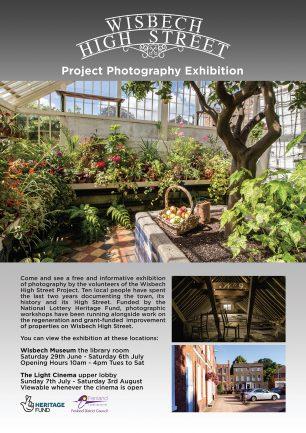 Wisbech Exhibition Leaflet  | Matt Emmett