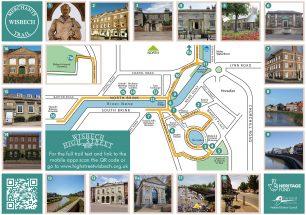 Wisbech Merchants Trail Map | Charlotte Marshall