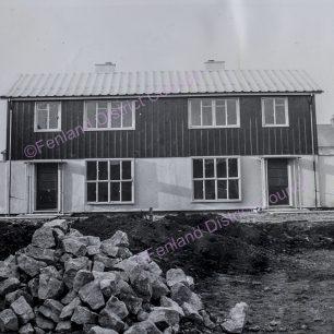 First B.I.S.F house - Bath Road estate, Mount Pleasant