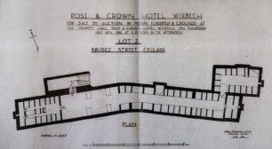 Bridge St Vaults 1932 sale | Wisbech & Fenland Museum